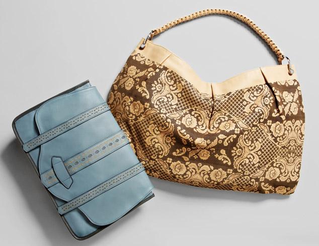 Treat Yourself Luxe Handbags & More at MYHABIT
