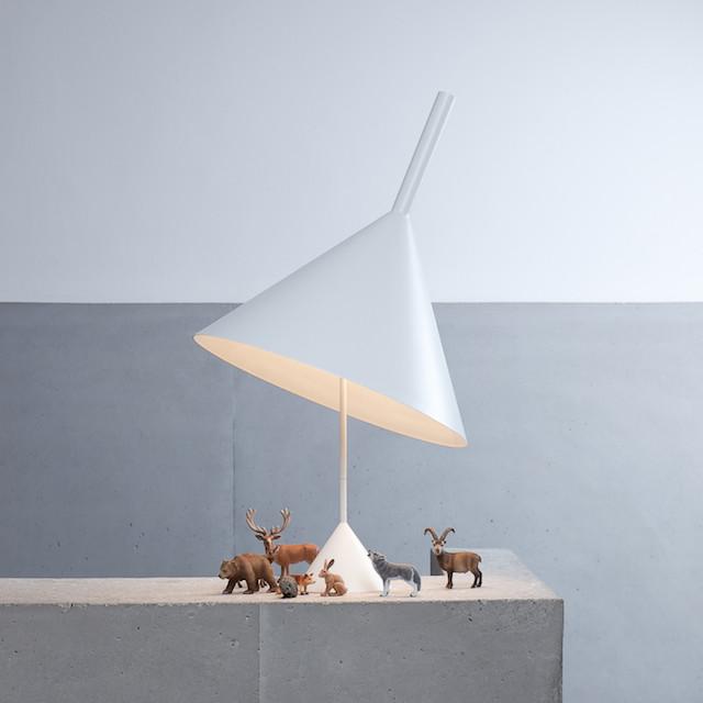 Vertigo Bird Funnel Table Lamp_1