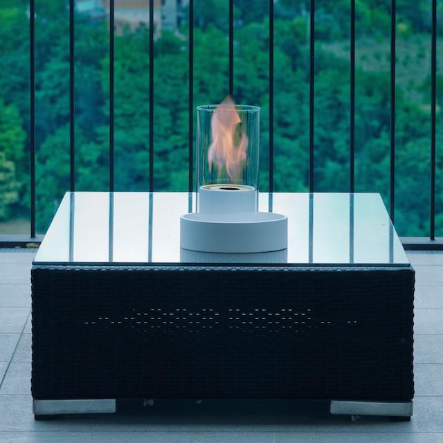 Acquaefuoco Cabarè Mini Bio-Fireplace_2