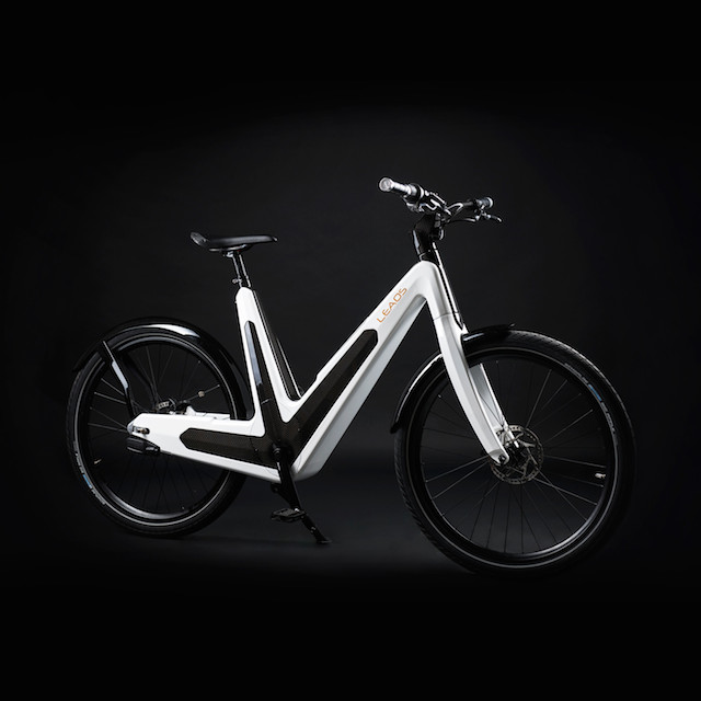 Leaos Advanced Electric Bikes White_2