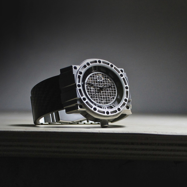 Refined Hardware Project 4: Atlas Steel Edition Watch