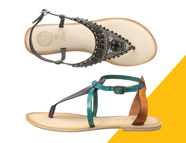 Sandals feat. Gioseppo & More at MYHABIT