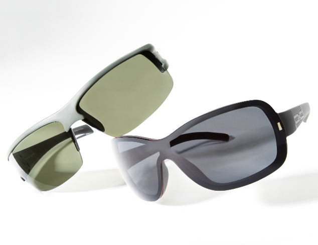 Sleek and Sporty Sunglasses at MYHABIT