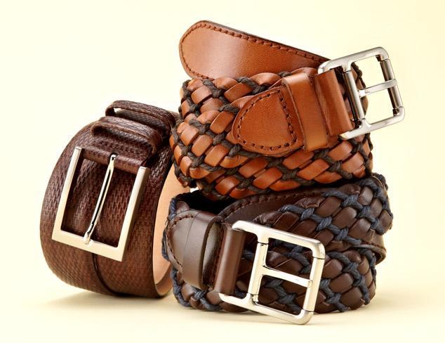 Trafalgar Belts at MYHABIT