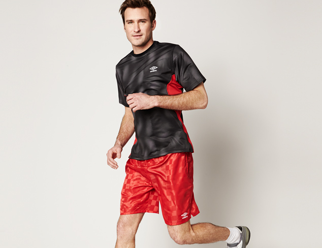 Umbro Activewear at MYHABIT