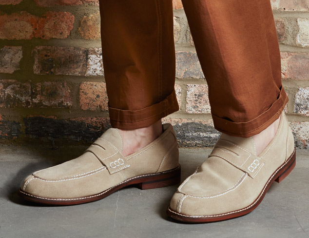 Easy Essentials Loafers & More at MYHABIT