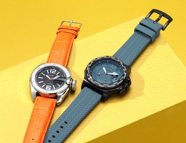 Essential Watches Breed & Morphic at MYHABIT