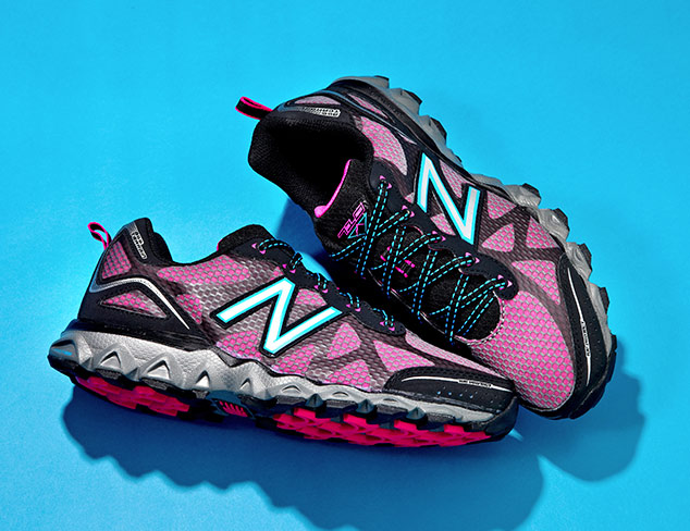 Get Sporty New Balance & More at MYHABIT