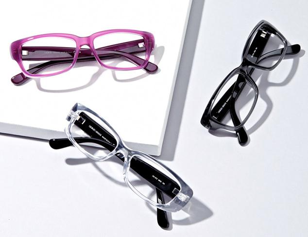 Giorgio Armani Eyewear at MYHABIT