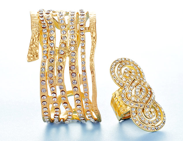 Karine Sultan Jewelry at MYHABIT
