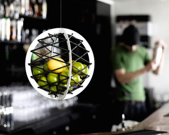 Pluk High-hanging Fruit Basket