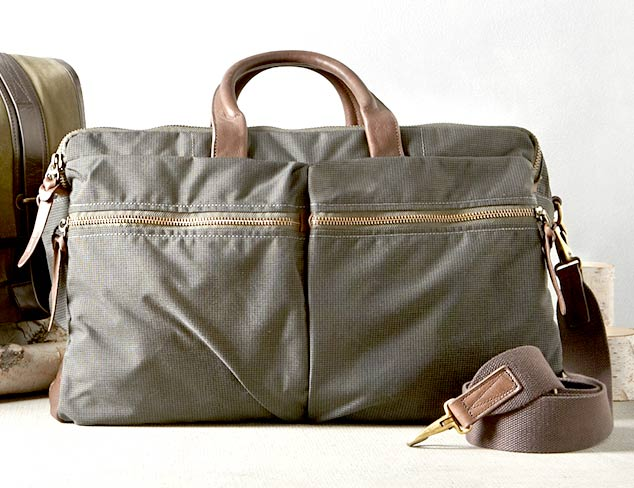 Summer Bags: Canvas, Leather & More at MYHABIT
