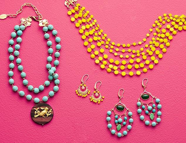 Summer Hues David Aubrey Jewelry at MYHABIT