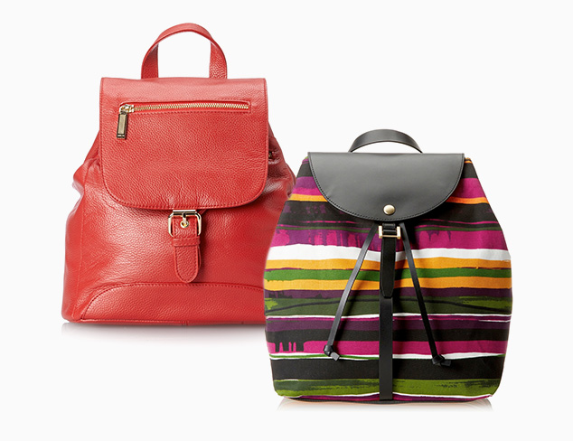 Trend Alert Contemporary Backpacks at MYHABIT