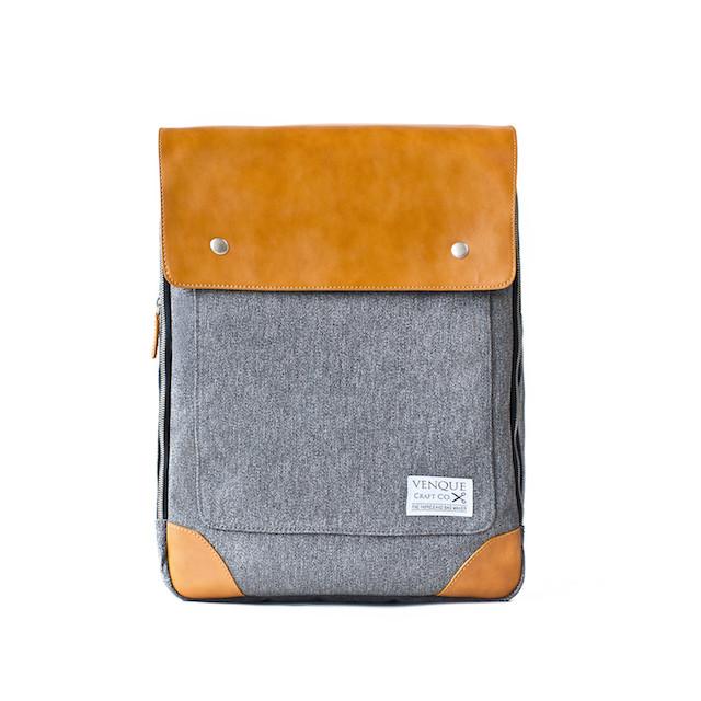 Venque Flatsquare Backpack_2