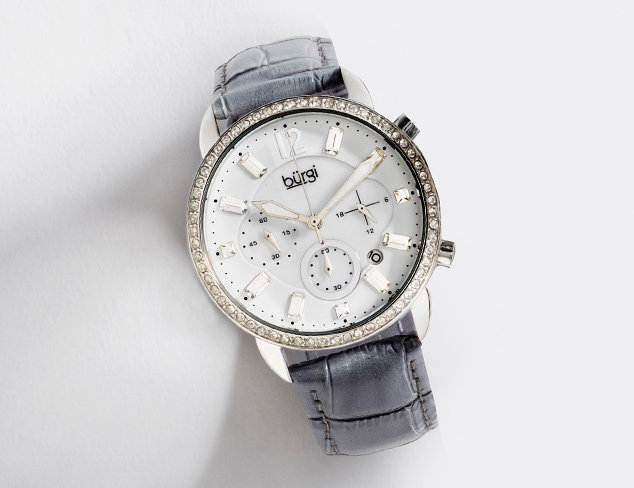 A Little Sparkle: Crystal-Accented Watches at MYHABIT