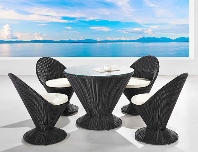 Airy Spaces Outdoor Furniture at MYHABIT