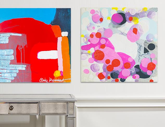 Artist to Watch: Claire Desjardins at MYHABIT