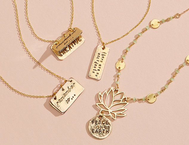 Be Inspired: Alisa Michelle Jewelry at MYHABIT