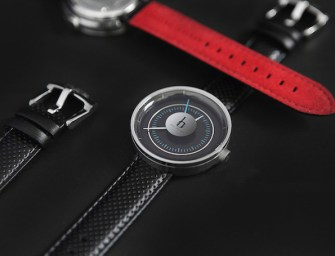 Bho Design Drive Mark 01 Limited Edition Automotive Inspired Watch