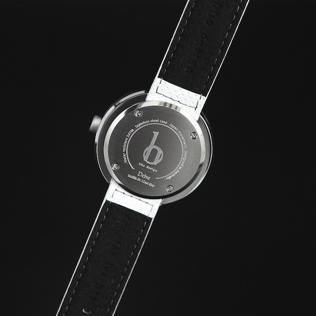 Bho Design Drive Mark 01 Limited Edition Automotive Inspired Watch_7