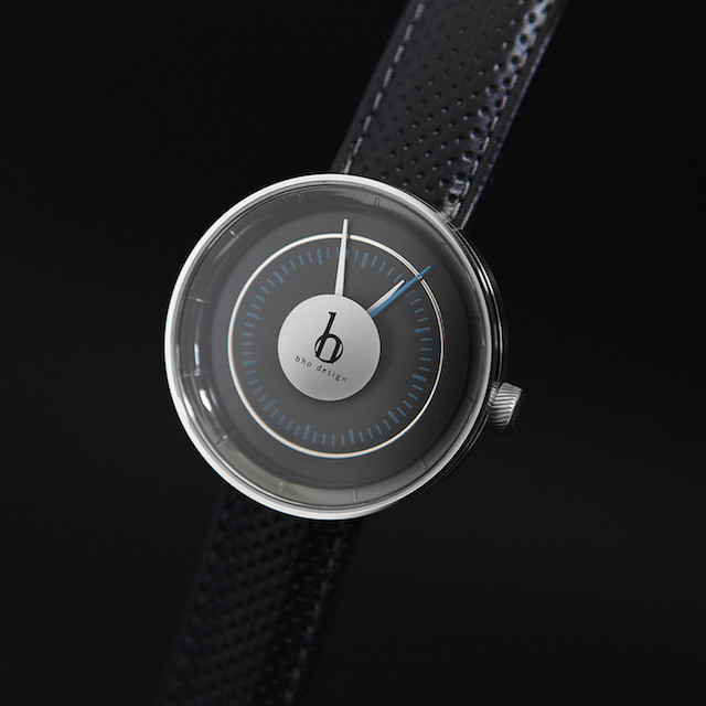 Bho Design Drive Mark 01 Limited Edition Automotive Inspired Watch_8