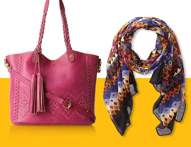 Boho Accents: Bags, Scarves, Sunglasses & More at MYHABIT