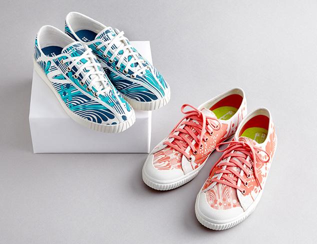 Casual Sneakers: Tretorn & More at MYHABIT