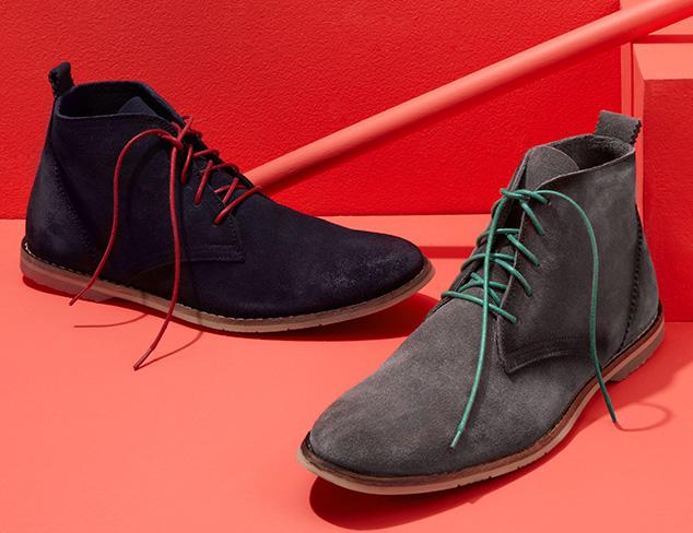Downtown Cool: Chukka Boots at MYHABIT