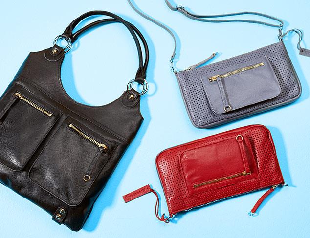 Everyday Handbags Carla Mancini & More at MYHABIT