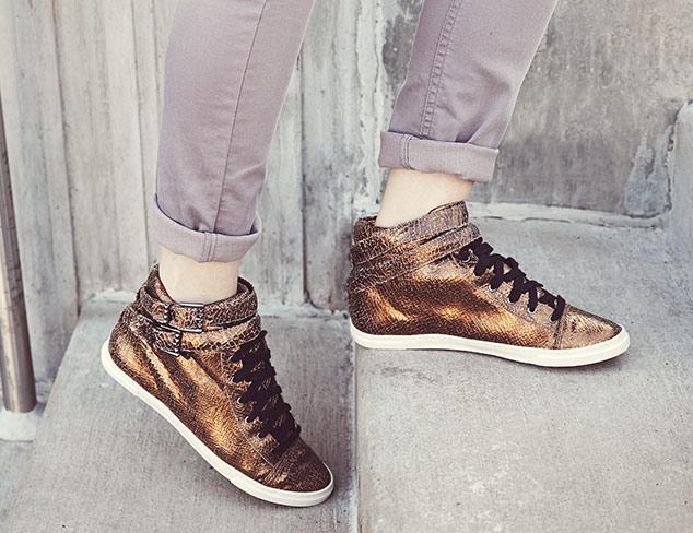 Fall Sneak Peek Street & Athletic Sneakers at MYHABIT