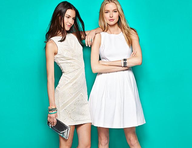 Little White Dresses at MYHABIT