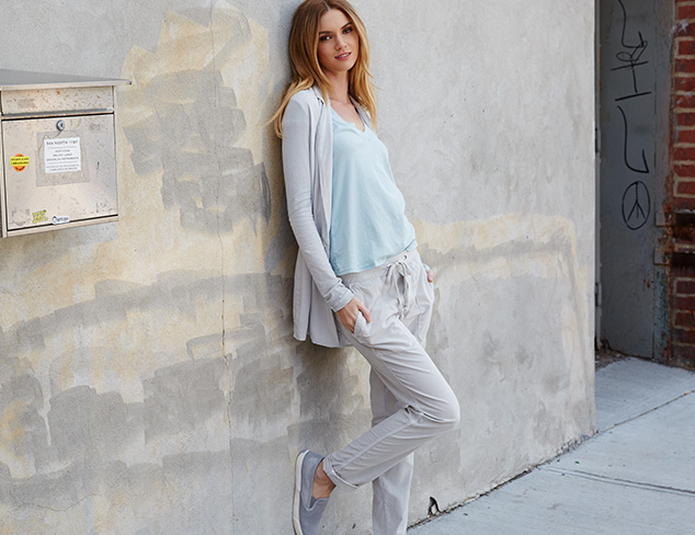 Luxe Casual: Tops, Pants & Shoes at MYHABIT