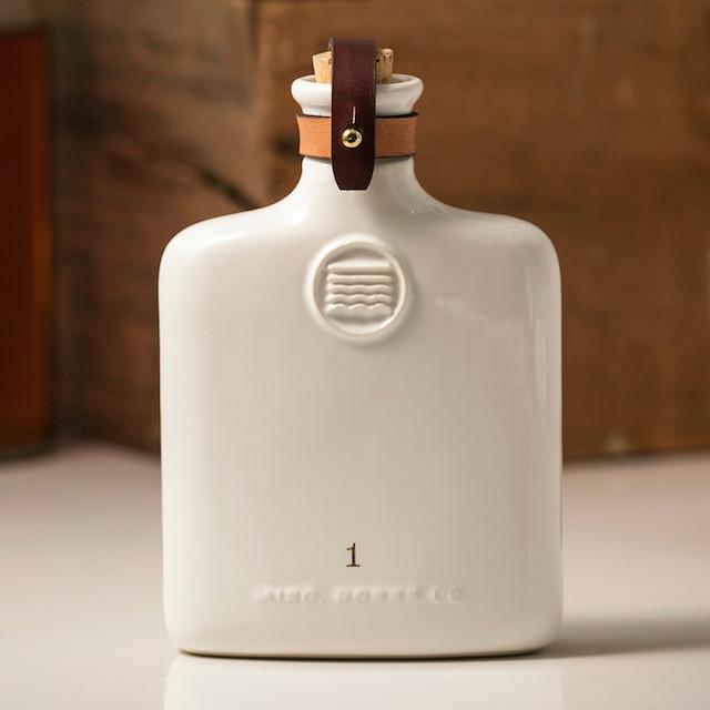 Misc. Goods Co. Ceramic Flask