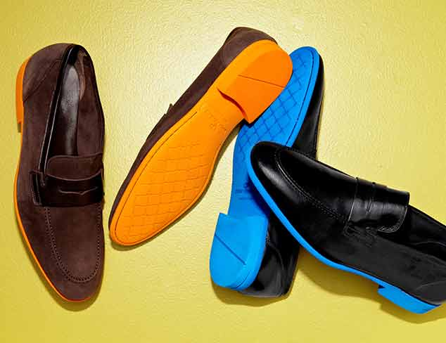 Pops of Color: Shoes at MYHABIT