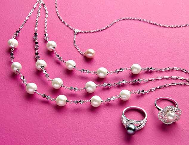 Radiance Pearl Jewelry at MYHABIT