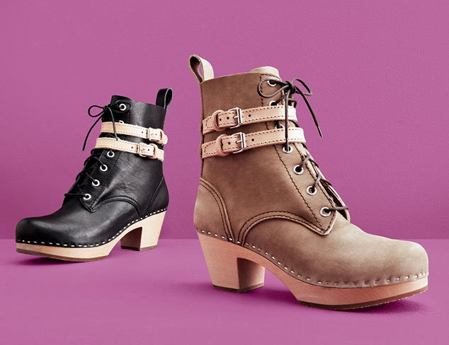All Laced Up: Sandals, Boots & More at MYHABIT