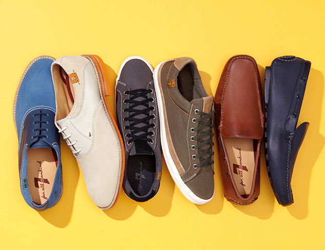 Comfort Zone: Loafers & Lace-Ups at MYHABIT