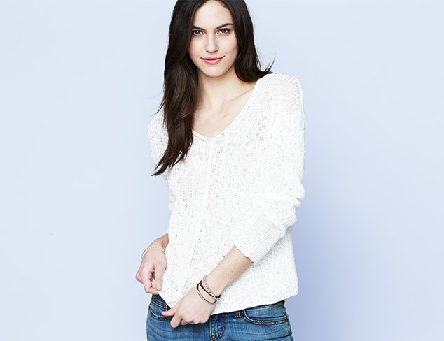 End of Season: Under $49 Knitwear at MYHABIT