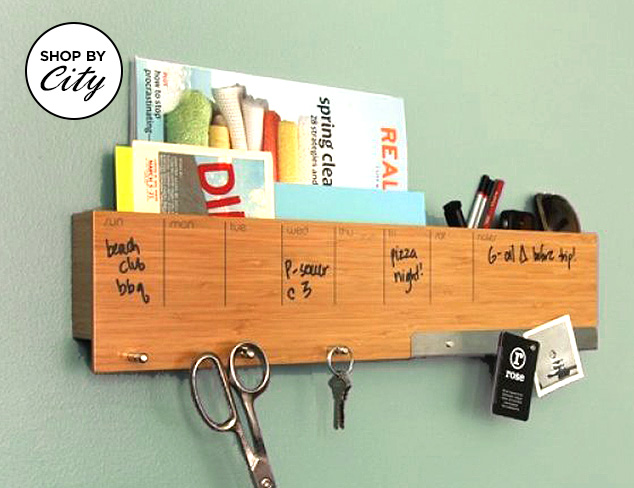 Get Organized: Three by Three Seattle at MYHABIT