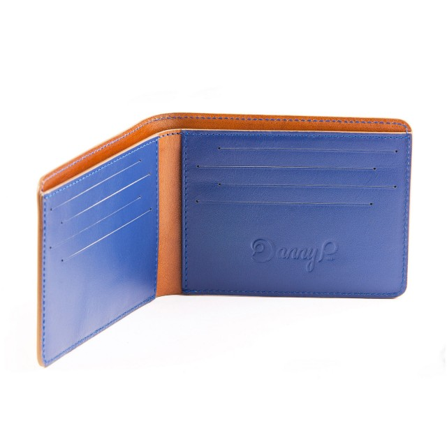 Danny P. Leather Slim Wallet