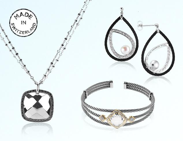Made in Switzerland: Charriol Fine Jewelry at MYHABIT