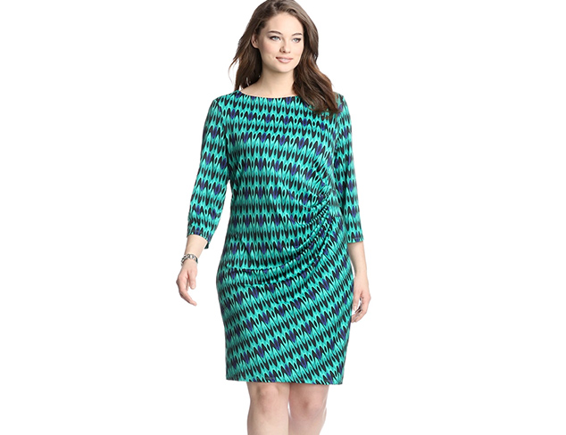 Plus Size: Up to 85% Off Sheath & Shift Dresses at MYHABIT