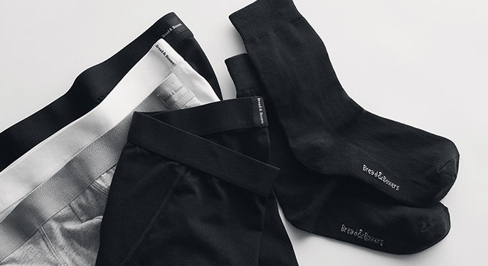 Socks & Underwear: Up to 80% Off at Gilt