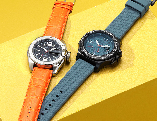 Sporty Watches Breed & More at MYHABIT