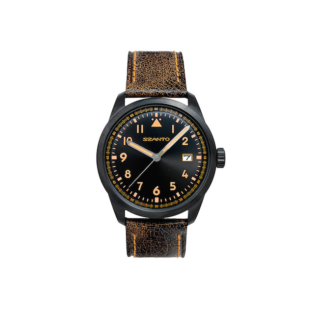 Szanto 2202 Classic Vintage Inspired Watch