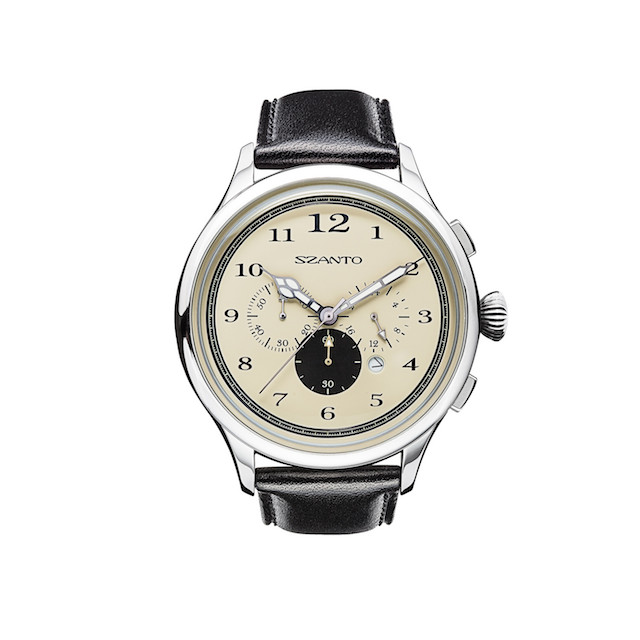 Szanto 2402 Classic Vintage Inspired Watch