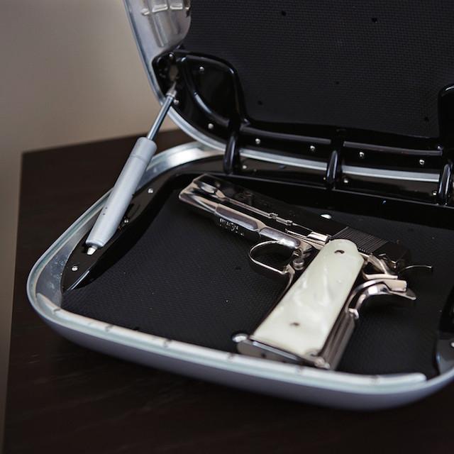 The GunBox Ultra Secure Storage_3