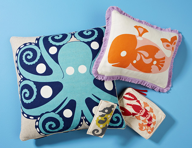 Thomas Paul Pillows & Accessories at MYHABIT