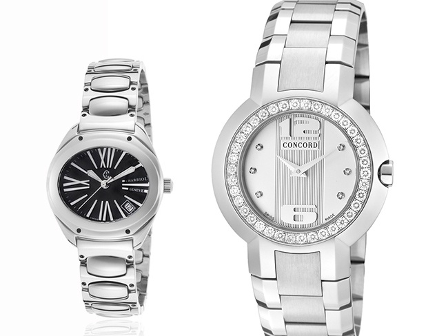 Ultra Luxe Watches feat Charriol at MYHABIT